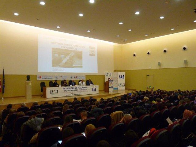 III Congreso Nacional de Técnicos en Farmacia
