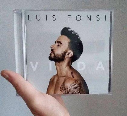 Luis Fonsi estrena su nuevo y variado álbum 'Vida'
