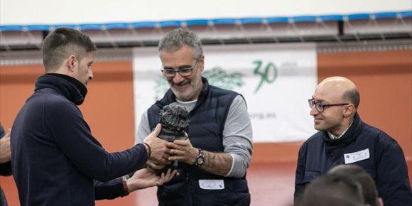 3. La película 'Campeones' llega a la cárcel de Sevilla I en la antesala de los Premios Goya