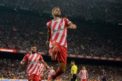 Stuani renueva con el Girona FC hasta 2022