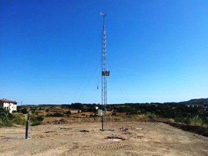 Terrassa compta amb una nova Estació Meteorològica Automàtica
