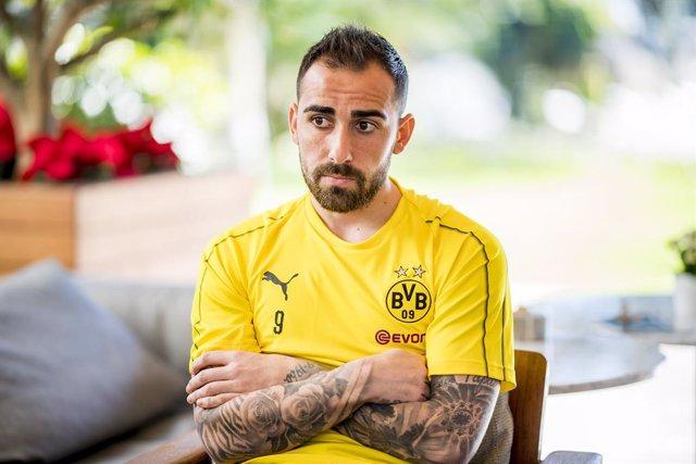 Borussia Dortmund winter training camp in Spain