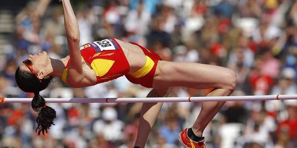 5. Beitia gana bronce olímpico en Londres 2012 tras la descalificación de Shkolina