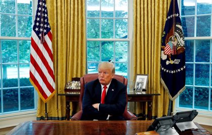 Trump reitera que podría declarar una emergencia nacional para obtener financiación para el muro