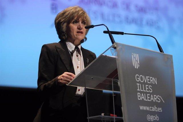 Inauguración de las V Jornadas de Salud de Baleares en Palma de Mallorca