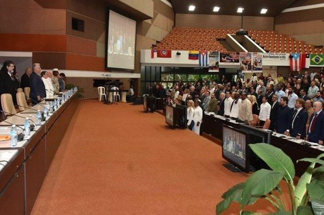 IV Conferencia por el Equilibrio del Mundo
