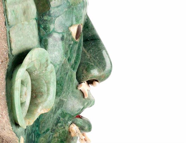 La máscara de Calakmul