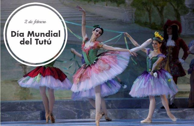 Día Mundial del Tutú
