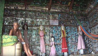 La Casa Encantada, el hogar más original después del terremoto que devastó El Salvador