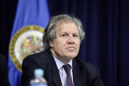 """Almagro advierte a la ONU de que comete """"un grave error"""" al no secundar las sanciones contra Venezuela"""