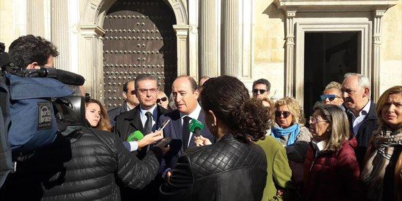 6. García Montero no pedirá ejecución de fallo que anula el congreso del PP de Granada y esperará a que se resuelva recurso