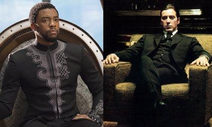El padrino, inspiración para el final de Black Panther