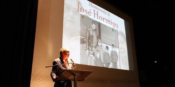 7. Ayuntamiento de Sevilla participa en el homenaje al dirigente sindicalista José Hormigo