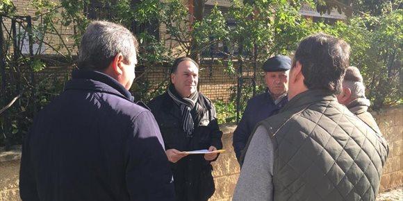5. PP propone la construcción de un aparcamiento subterráneo para residentes en el barrio sevillano de El Trébol