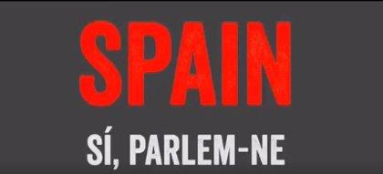 Òmnium respon el vídeo d'Exteriors amb un altre en el qual critica la democràcia espanyola