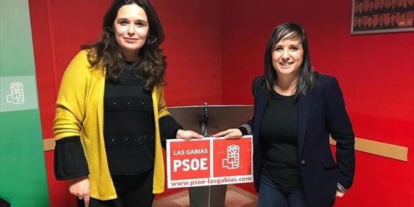 3. La alcaldesa de Las Gabias (Granada) anuncia que no optará a la reelección en las elecciones municipales