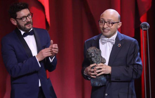Jesús Vidal en los Goya 2019