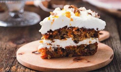 3 de febrero: Día Mundial del Carrot Cake, ¿sabes por qué surgió esta efeméride?