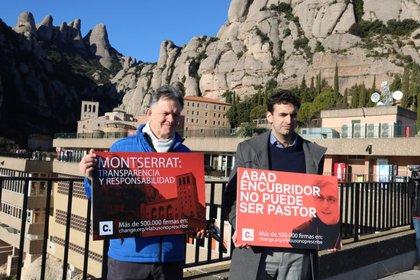 El primer denunciant dels abusos a Montserrat exigeix la dimissió del Pare Abat