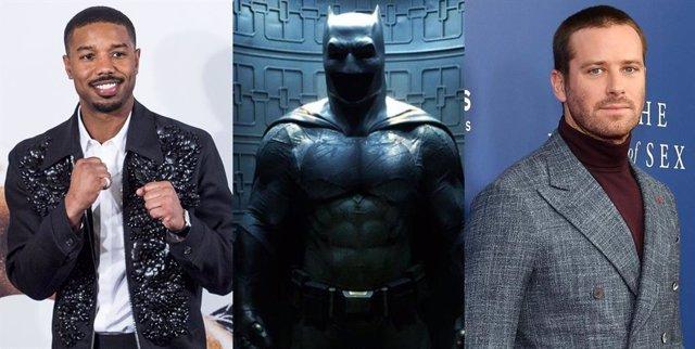 Actores que pueden ser Batman