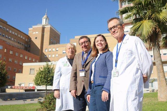 Especialistas del Virgen del Rocío participan en proyecto de encaje de prótesis