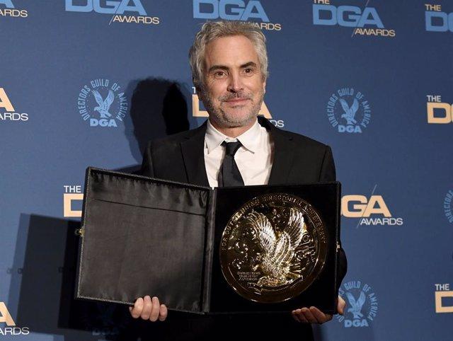 Alfonso Cuarón en los DGA