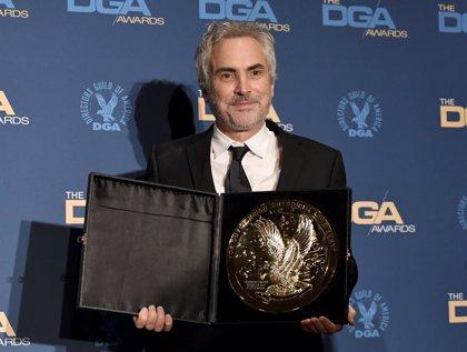 Alfonso Cuarón arrasa con 'Roma' en los premios del sindicato de directores estadounidenses