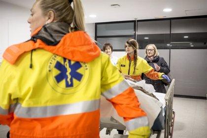 Mor el conductor d'un turisme en una col·lisió frontal a L'Ampolla (Tarragona)