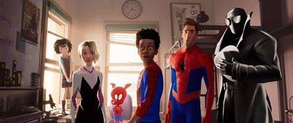 Spider-Man: Un nuevo universo arrasa en los Annie con siete premios