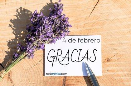 4 de febrero: Día Mundial de Dar las Gracias, ¿qué importancia tiene esta efeméride?
