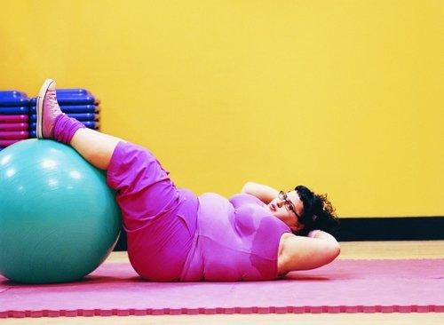 Mujer, obesidad, obesa, sobre peso, deporte, ejercicio