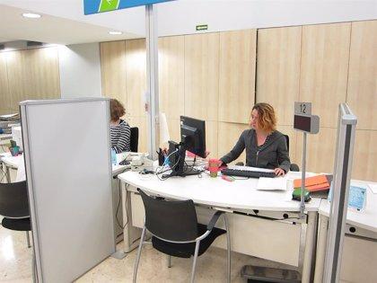 L'atur a Catalunya puja un 1,39% al gener, fins als 398.376