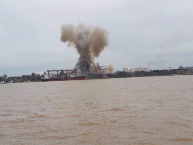 Explosión Argentina
