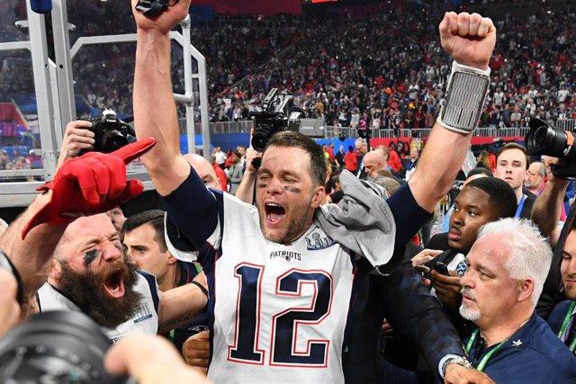 Tom Brady de New England Patriots