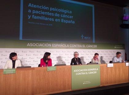 El 94% de las CCAA no ofrece tratamiento psicológico especializado a pacientes con cáncer