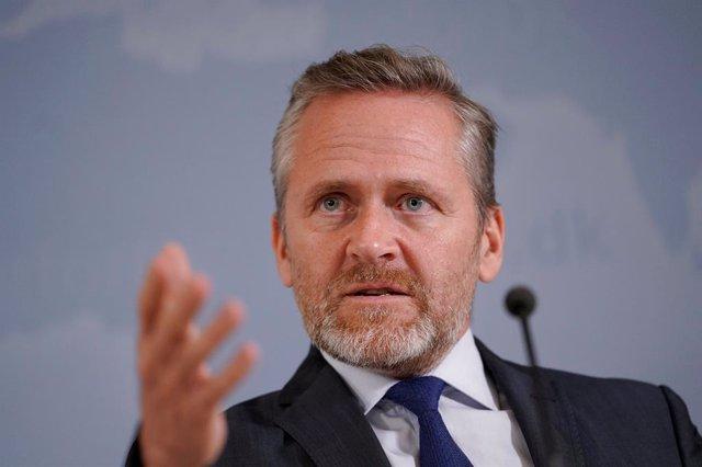 El ministro de Exteriores de Dinamarca, Anders Samuelsen