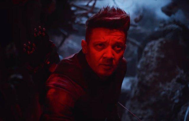 Ronin (Ojo de Halcón) en el tráiler de Vengadores: Endgame