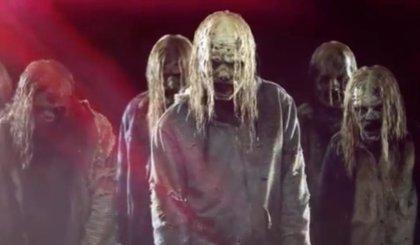 The Walking Dead: Susurradores y supervivientes se enfrentan en el campo de juego en el tráiler de la Super Bowl