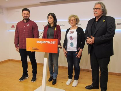 """ERC anuncia la seva esmena a la totalitat als PGE davant de la falta de """"gestos"""" de Sánchez"""