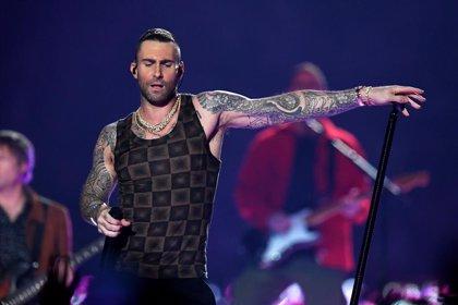 El mensaje de Adam Levine tras la actuación de Maroon 5 en la Super Bowl