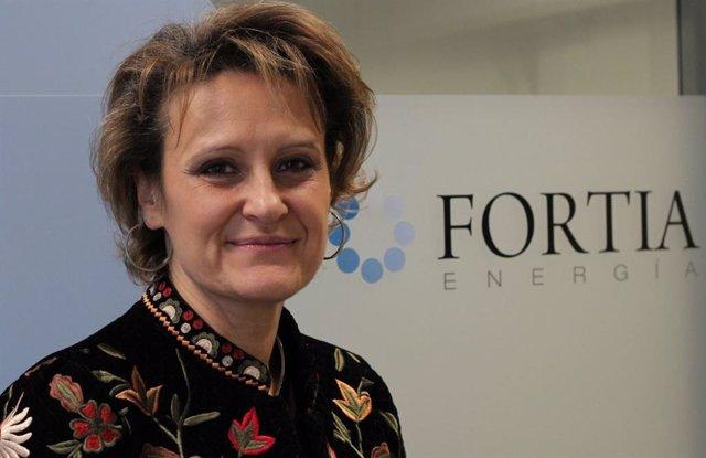 Blanca Losada, presidenta de Fortia Energía