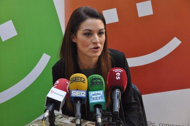 Mireia Mollà no optará a las primarias de Compromís para las autonómicas pero sí se presentará a la alcaldía de Elche