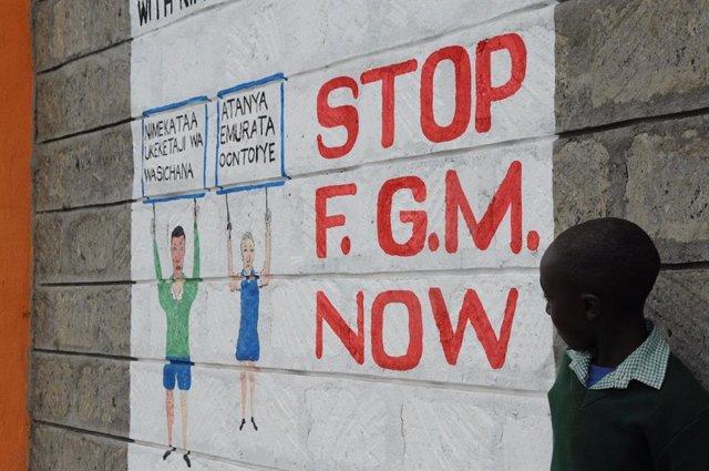 Lucha contra la Mutilación Genital Femenina