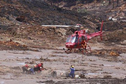 Brasil eleva a 134 los muertos por la rotura de una presa en Brumadinho