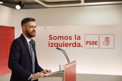 El PSOE insta ERC a explicar per què s'alia amb la dreta per tombar uns pressupostos socials
