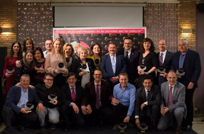 La Asociación de Enfermedades Raras D'Genes hace entrega de sus premios 2019