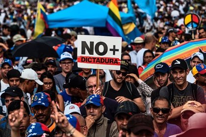 Ya son 988 los detenidos en el marco de las últimas protestas en Venezuela, según Foro Penal