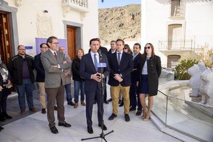 La nueva Unidad de Asistencia a Municipios del Almanzora dará asesoramiento urbanístico a 22 pueblos