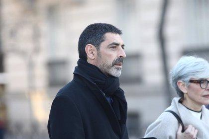 Trapero es desmarca de la resta d'acusats del procés i no qüestionarà que l'Audiència Nacional el jutgi per rebel·lió