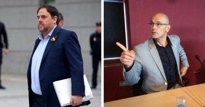 Defensa de Junqueras y Romeva vuelve a pedir más tiempo antes del juicio para estudiar documentos aceptados como prueba